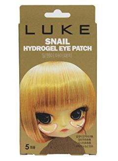 Luke Luke Snail Hydrogel Eye Patch - Salyangoz Özlü Gözaltı Maskesi 5 Kullanımlık